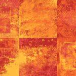 Red Orange Grunge Background (JPG)