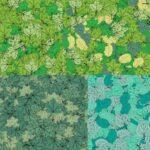 Green Leaf Background (JPG)