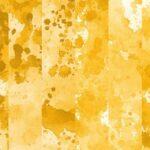 Brown Yellow Watercolor Splatter Background (JPG)