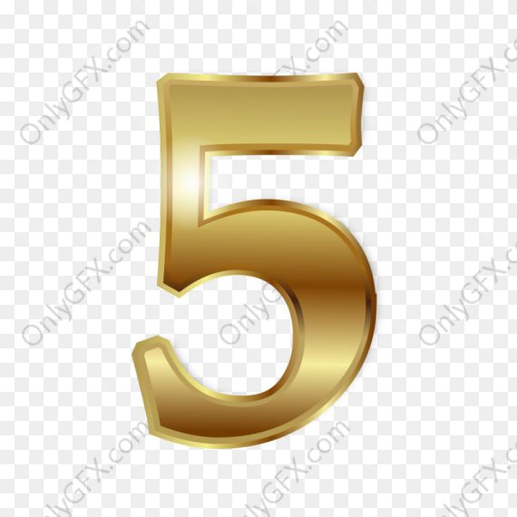 golden-luxury-numbers-6.png