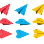 Paper Plane (PNG Transparent)