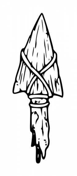 Broken Bow Arrow PNG Transparent SVG Vector