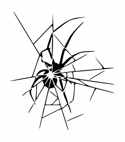 Broken Glass PNG Transparent SVG Vector