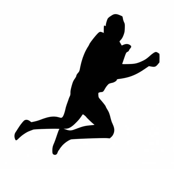 Cliff Jumper Silhouette PNG Transparent SVG Vector