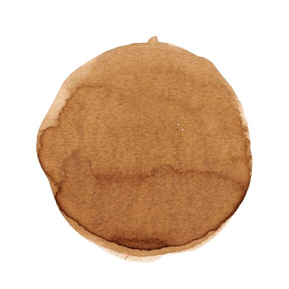 Coffee Stain Circle Dot Background JPG