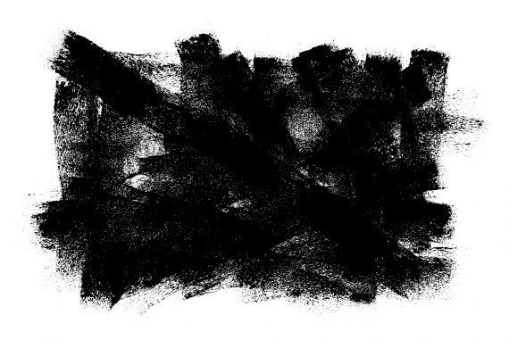 Grunge Roller Brush Stroke Paint Texture Background JPG