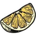 Slice Of Lemon Clipart PNG Transparent