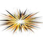 Star Explosion PNG Transparent