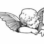 Cupid PNG Transparent SVG Vector