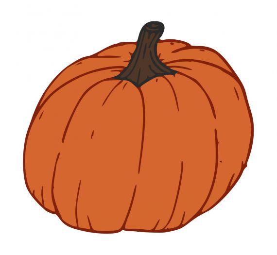 Pumpkin Clipart PNG Transparent